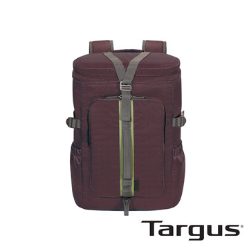 Targus New Seoul 14 吋韓潮電腦後背包-棗紅 (TSB90603-70 )