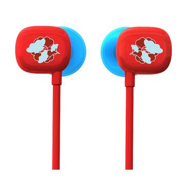 羅技 UE 100 耳機(紅色)