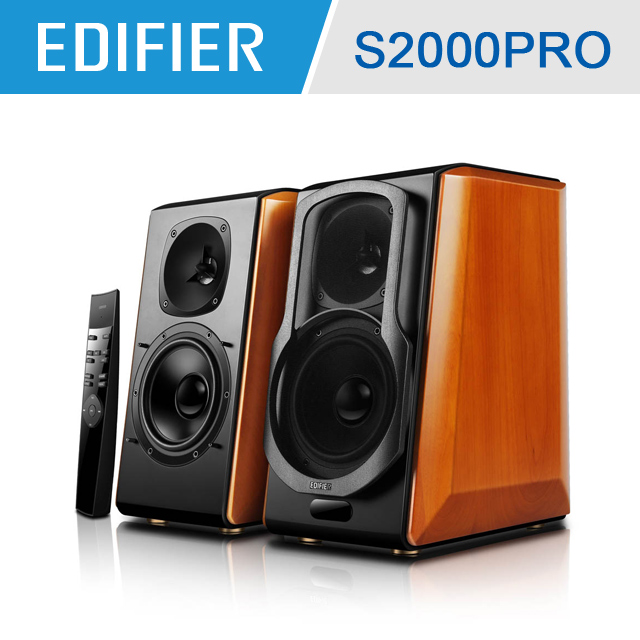Edifier S2000PRO藍牙喇叭