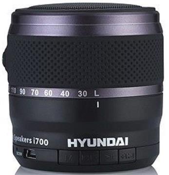 《HYUNDAI現代》i700 PRO重低音無線藍牙喇叭(黑色)