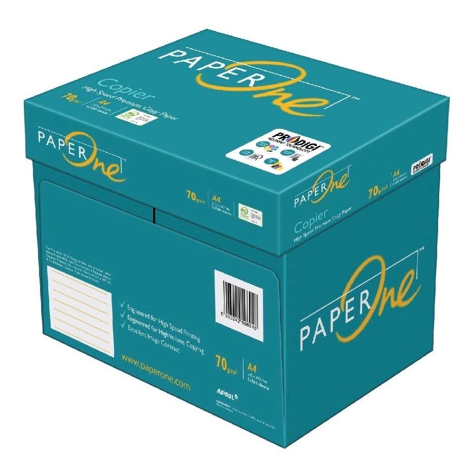 PaperOne copier 多功能影印紙A4 70G (5包/箱)