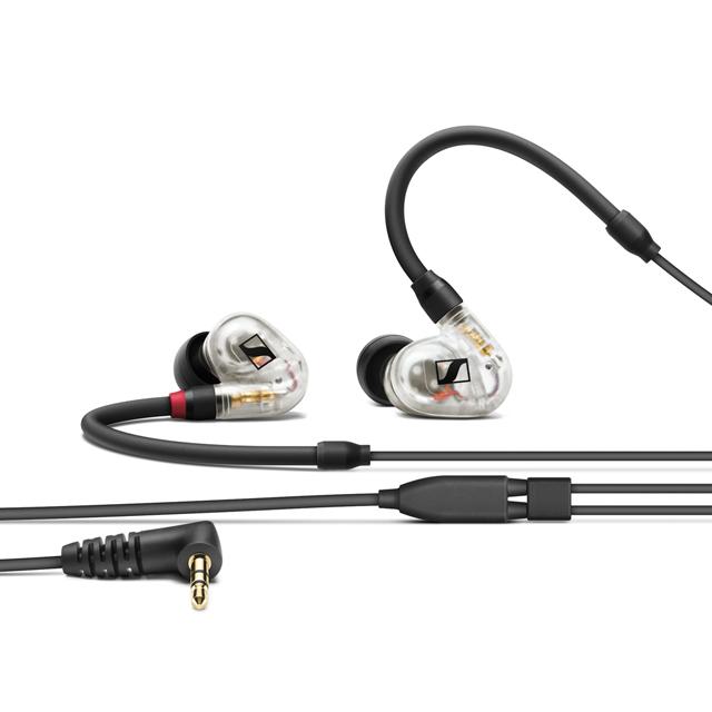 Sennheiser IE40 Pro 透明色 動圈 入耳式 監聽耳機