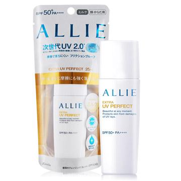 Kanebo 佳麗寶 ALLIE EX UV 完美高效防曬乳(25ml)-百貨公司貨