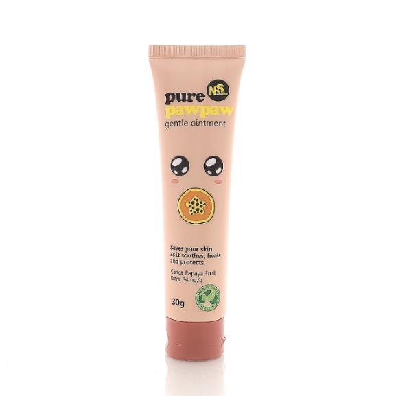 澳肌萊skin nutrient-溫和木瓜霜 30g