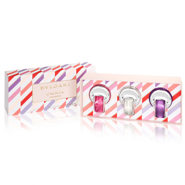 BVLGARI 寶格麗晶彩限量小香禮盒