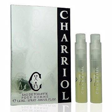 Charriol Pour Homme 夏利豪同名男性淡香水 1.6ml x 2