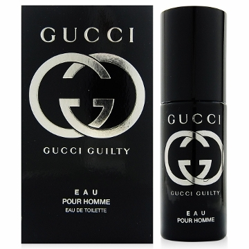 GUCCI GUILTY 2016 罪愛 清新 男性淡香水 8ml 噴式