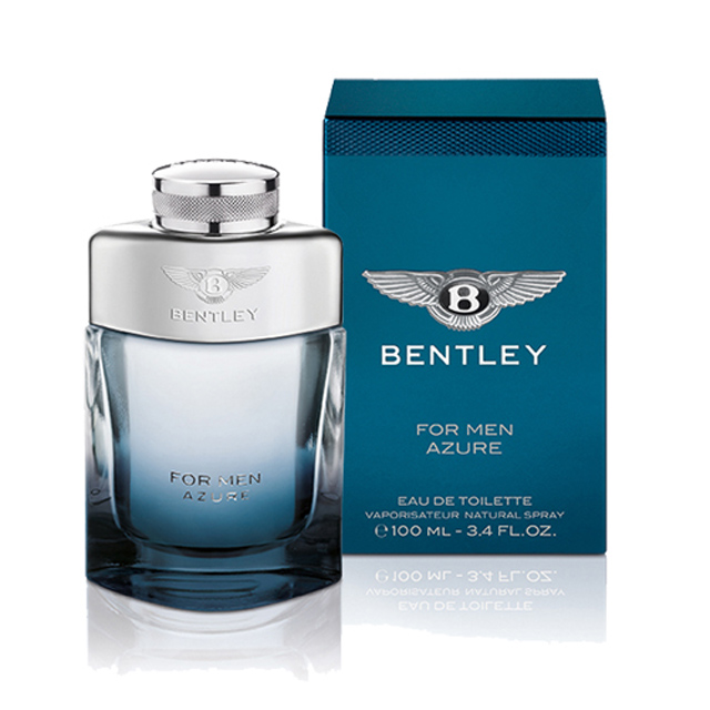 BENTLEY賓利 FOR MEN AZURE 藍天男性淡香水 100ml