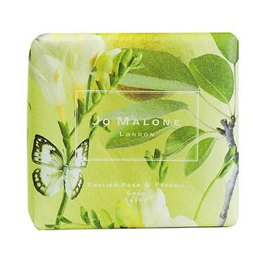 《Jo Malone》 英國梨與小蒼蘭 沐浴香皂(100g) (限量壁畫包裝版)