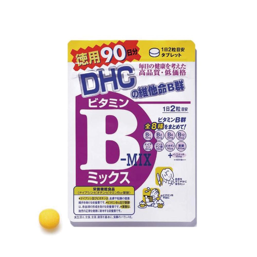 《DHC》維他命B群(90日份/180粒)