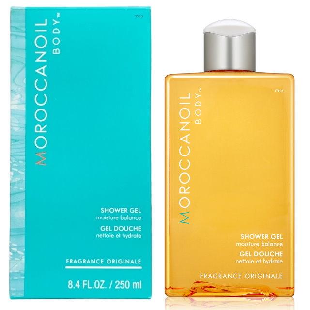 《Moroccan oil摩洛哥優油》經典沐浴膠250ml