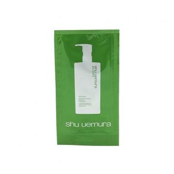 shu uemura 植村秀 植物精萃潔顏油(升級版) 4ml