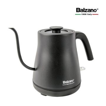 義大利Balzano 細口快煮壺0.8L(黑) BZ-KT088B