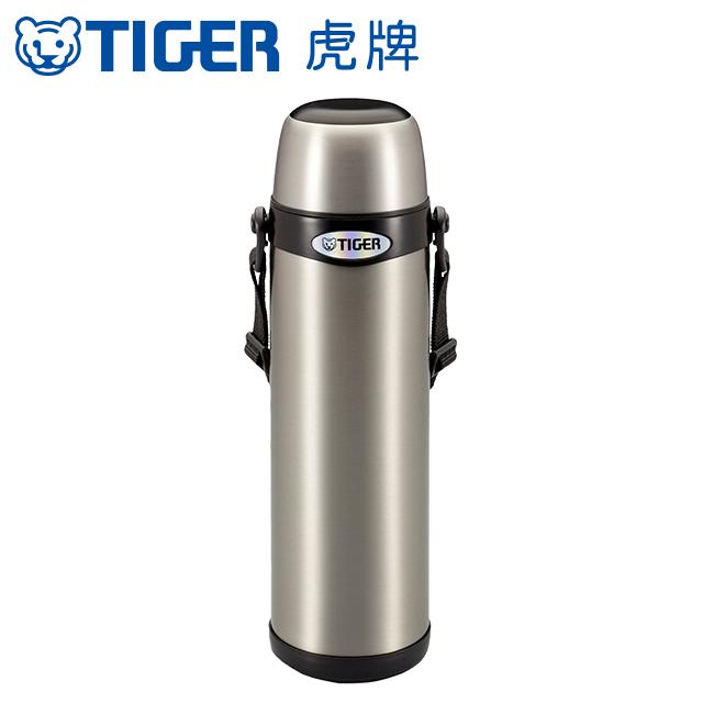 【TIGER虎牌】1.0L不鏽鋼保溫保冷瓶(MBI-A100-XD)