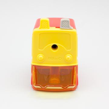 【KW-triO】挖土機削鉛筆機(紅)