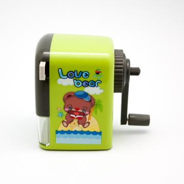 【KW-triO】愛心熊通用削鉛筆機(綠)