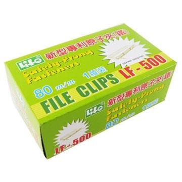 Life 原子夾腳 LF-500(144支/盒)