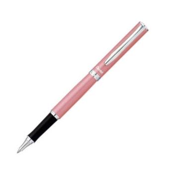 Pentel Sterling不鏽鋼鋼珠筆K611P-AT粉紅(支)