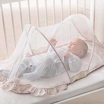 【奇哥】立體透氣防蚊睡墊