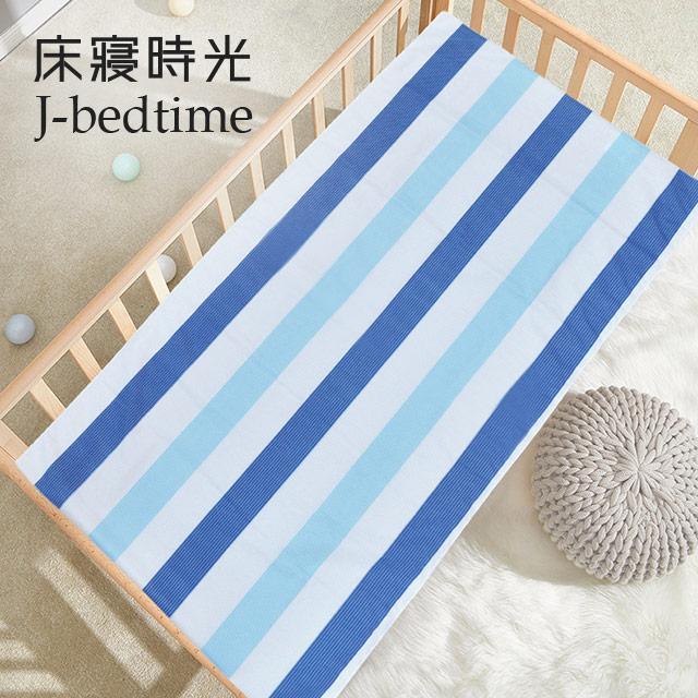 J-bedtime 防護級100%防水保潔墊/生理墊-50x110公分(海波港都)