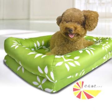 凱蕾絲帝-台灣製造自然元氣寵物記憶床墊-中60*40