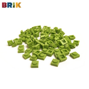 美國BRIK 積木包 (淺綠色)
