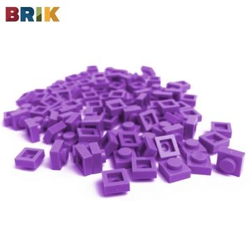 美國BRIK 積木包 (紫色)