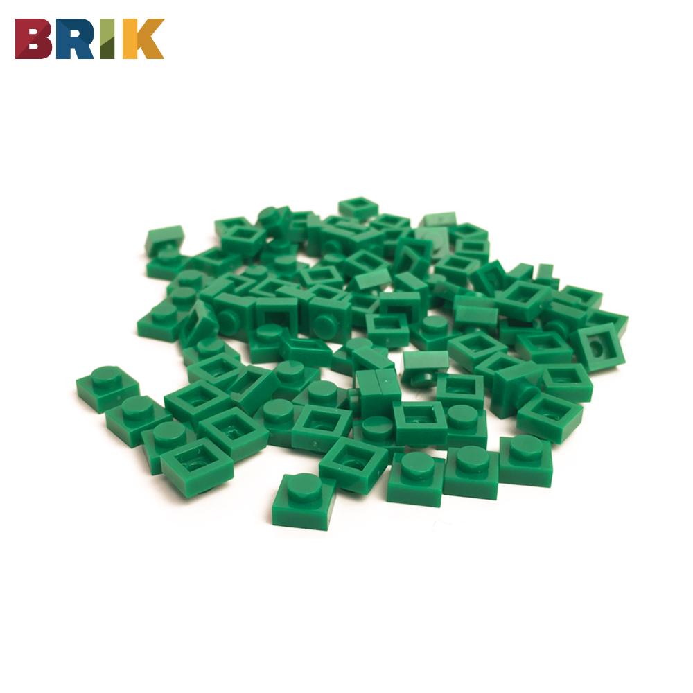 美國BRIK 積木包 (綠色)