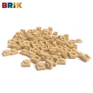 美國BRIK 積木包 (棕色)