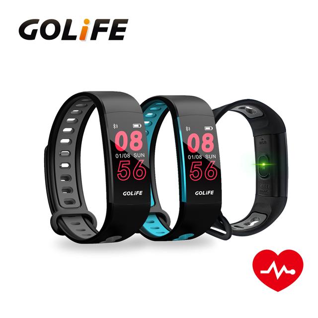 GOLiFE Care3 藍牙智慧全彩觸控心率手環