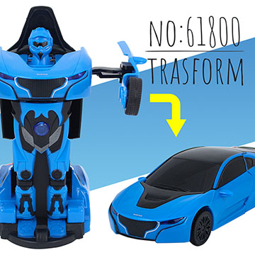 【瑪琍歐玩具】1:32 RS戰警 變形機器人模型車