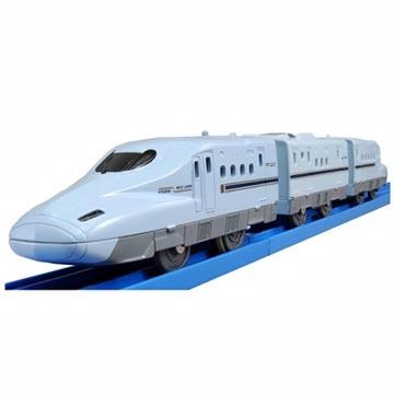 PLARAIL鐵道王國 - S-04 N700系新幹線瑞穗號 (亮燈版)