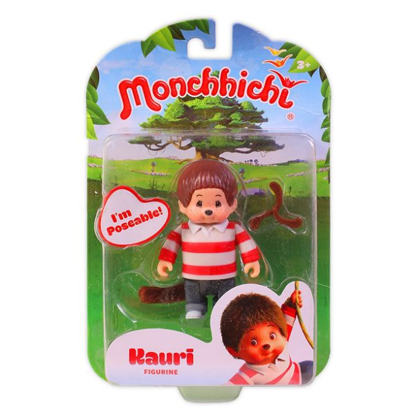 Monchhichi人偶公仔-KAURI