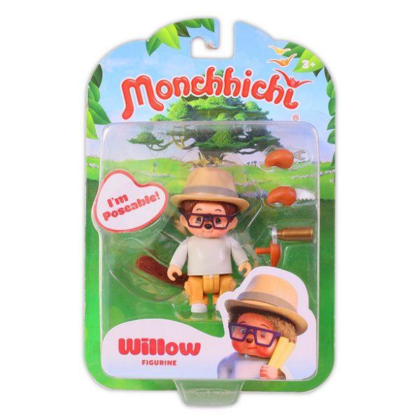 Monchhichi人偶公仔-WILLOW