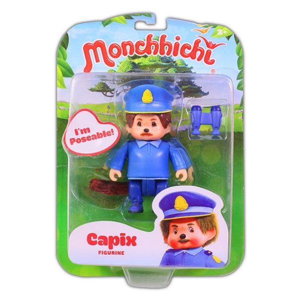 Monchhichi人偶公仔-CAPIX