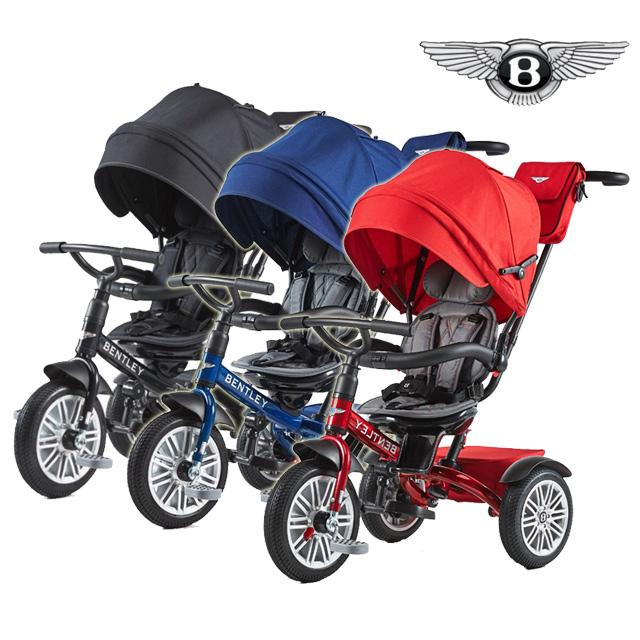 Bentley 賓利三輪嬰幼兒手推車