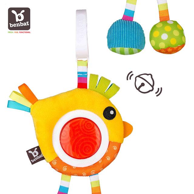 Benbat 鈴鐺聲弔掛玩具-幸福鳥