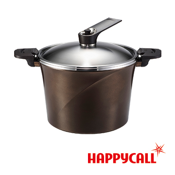 韓國HAPPYCALL真空熱循環IH壓力鍋(28cm加大)