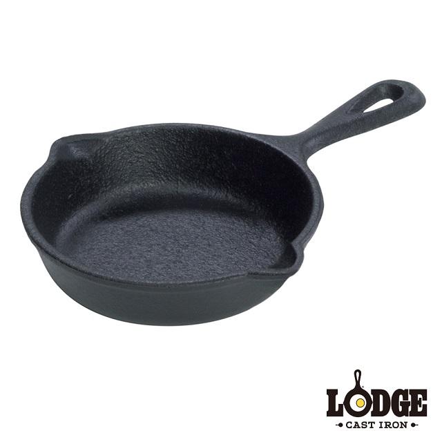 Lodge 鑄鐵迷你平煎鍋3.5吋/8.8公分