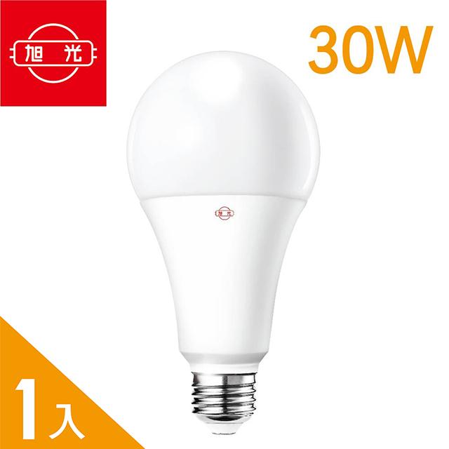 旭光 LED 全電壓燈泡 30W-晝光色