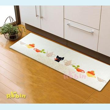 【ROBIN知更鳥】BWD-0110巴西進口乳膠棉優質地墊(加長型)