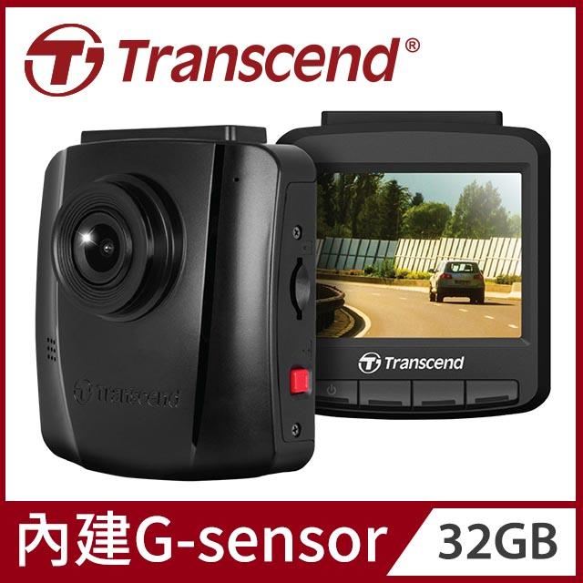 Transcend 創見 DrivePro™ 110 超值型SONY高感光 F2.0大光圈 130度廣角行車紀錄器