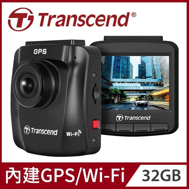Transcend 創見 DrivePro™ 230 進階型SONY高感光+WiFi+GPS 行車紀錄器