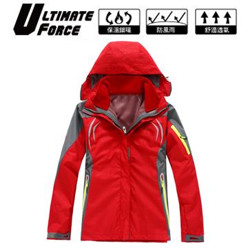 Ultimate Force 極限動力「北國」女款兩件式防風雪外套