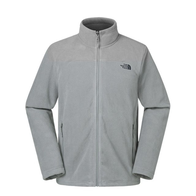 The North Face 男 保暖刷毛外套-NF0A366L06D