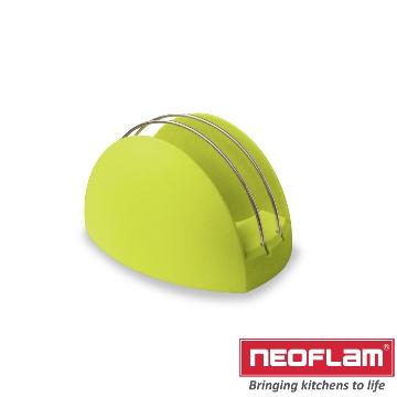 韓國Neoflam-砧板架-深綠色