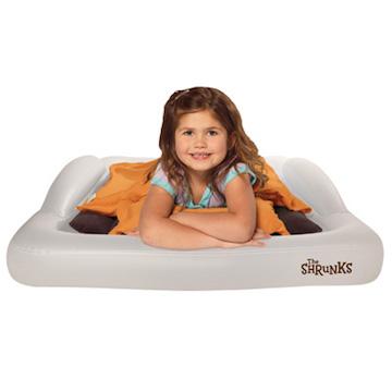加拿大 The Shrunks 舒朗可 室內兒童防踢被、防掉落旅行充氣床