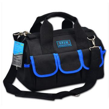 多功能手提單肩電工工具包/野營工具包/旅行包-12吋