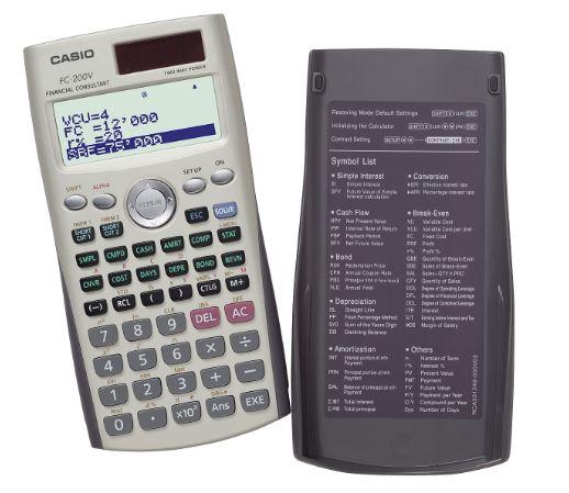 Casio 財務型計算機 FC-100V