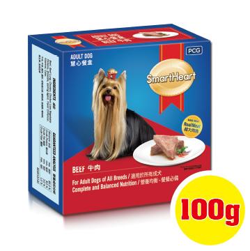【SmartHeart】慧心餐盒 - 牛肉口味 100g